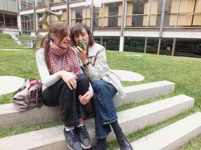 Loraine et Nicole