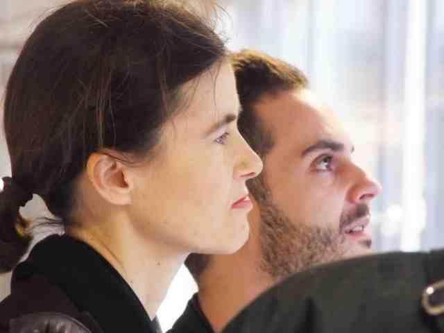 Eloisa y Javier