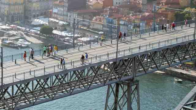 Puente Dom Luís I, Porto